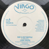 "LION YOUTH  Rat A Cut Bottle / Dub  Label: Virgo Stomach (12"")"