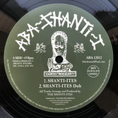 "THE SHANTI-ITES  Shanti-Ites / Groundation Rock  Label: Aba Shanti-I (12"")"