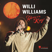 WILLI WILLIAMS  Glory To The King (vocal & dub)  Label: A-Lone (LP)