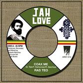 """RAS TEO  Coax Me  Label: Ark (7"""")"""