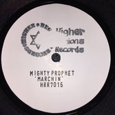Mighty Prophet - Marchin (Higher Regions Records)