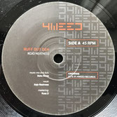 "KOJO NEATNESS  Ruff Out Deh (4Weed7"")"