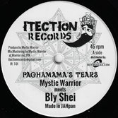 MYSTIC WARRIOR meets BLY SHEI  Pachamama's Tears / Dub  Label: Itection (7)