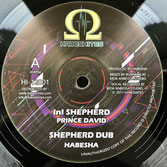 "PRINCE DAVID, ARKAINGELLE  InI Shepherd / In Awe (12"")"