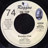 "BARRY ISSAC Rastafari Live (Reggae On Top 7"")"