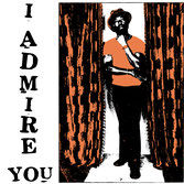 LARRY MARSHALL  I Admire You   Label: Hornin' Sounds (Silk-Screen LP numbered)