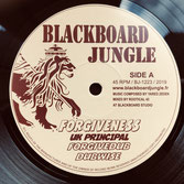 "UK PRINCIPAL, COLOR RED, GURU POPE  Forgiveness / One Law  Label: Blackboard Jungle (12"")"