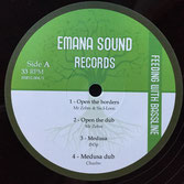 Emana Sound Records - Mr Zebre & Sis I-Leen Open The Border