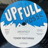 TENOR YOUTHMAN, MOONSHINE HORNS  ARCHITECT / VERSION / MAN A BLOW