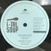 "AKAE BEKA, ABA ARIGINAL  Rasta Break Free / Dub  Label: I-Tal Soup (12"")"