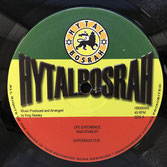 """KING STANLEY, IZYAH DAVIS  Life Experience / Soldier In Jah Army  Label: Hytal Bosrah (12"""")"""