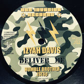 "IZYAH DAVIS Deliver Me (7"") Dub Invasion Records"