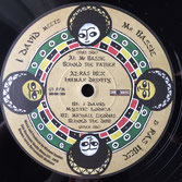 "I DAVID meets MR BASSIE Behold The Father (Dub-O-Matic 12"")"