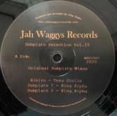 "TENA STELIN & KING ALPHA  Nibiru / Mountain  Label: Jah Waggys (12"")"