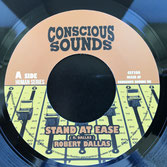 "ROBERT DALLAS  Stand At Ease (7"")"