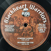 "FIKIR AMLAK & KING ALPHA - Ethiopian Sunrize (Blackheart Warriors 10"")"