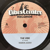 "RAMON JUDAH   The Vibe (VibesCreator 7"")"