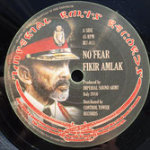 "FIKIR AMLAK No Fear (7"")   Imperial Roots Records"