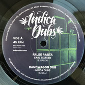 "EARL SIXTEEN  False Rasta (10"")"