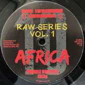 "iSt3p  Africa / Dub  Label: Dub Invasion (7"")"