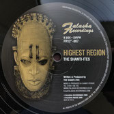 "EMMANUEL JOSEPH & THE SHANTI-ITES   Youth-Man / Highest Region (12"")"