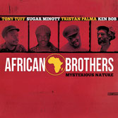 AFRICAN BROTHERS   Mysterious Nature  Label: Baco (2LP)