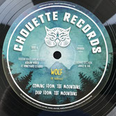 "WOLF  Coming From The Mountains (Chouette 12"")"