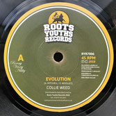 "COLLIE WEED  Evolution (7"")"