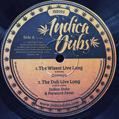 "DANMAN The Wisest Live Long (Indica Dubs 10"")"