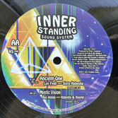 "LUV FYAH, RAS AMLAK  Ancient One / Mystic Vision  Label: Inner Standing (12"")"
