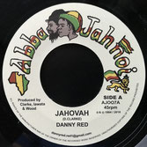 "DANNY RED  Jahovah (7"")"