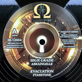 "ARKAINGELLE, FYAHSTONE  High Grade / Evacuation (12"")"