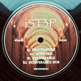 "iSt3p  Groundwork / Deliverance (12"")"
