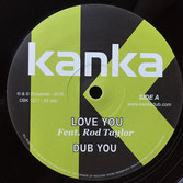 "ROD TAYLOR  Love You (Kanka 12"")"