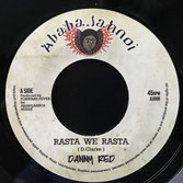 "DANNY RED  Rasta We Rasta (7"")"