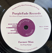 "JAGO, ADDIS PABLO  Farmer Man / Melodica Man  Label: PurpleFade (7"")"