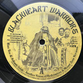 "RAS TEO & ASHANTI SELAH  Another Vision Of Redemption (Blackheart Warriors 10"")"