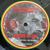 "RAS DIVARIUS, HUMBLE BROTHER  Violins of Jah / Dub  Label: Dub Invasion (7"")"