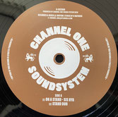 "SIS NYA  On A Stand / Raw Dub  Label: Channel One Soundsystem (12"")"