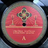 "RAS AMLAK  Spread Jah Love / Spread Love (12"")"