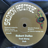 "ROBERT DALLAS, OULDA  Trod Along / Such In A Bad State  Label: Salomon Heritage (12"")"