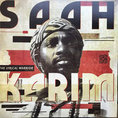 SAAH KARIM  The Lyrical Warrior (LP)