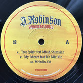 "MICAH SHEMAIAH  True Spirit (WhoDemSound 10"")"