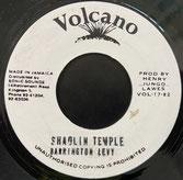 "BARRINGTON LEVY  SHINE EYE GAL / DUB  Label: Volcano (7"")"