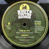 "FRED LOCKS & RAS TEO, I DAVID   Tree Of Life (12"")"