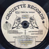 "DANNY RED, SANDEENO & KING GENERAL, CHAZBO Calling for Roots / Wicked Run Away (Chouette 12"")"
