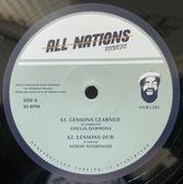 "AMELIA HARMONY, RAMON JUDAH, JAH93  Lessons Learned / Let Jah Arise  Label: All Nations (12"")"
