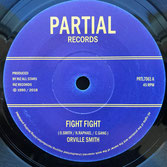 "ORVILLE SMITH  Fight Fight (7"")"