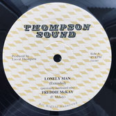 "FREDDIE McKAY, LINVAL THOMPSON  Lonely Man / Jumping For Joy  Label: Thompson (12"")"