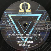 "ARK AINGELLE  Powah of the Trinity (Habesites 12"")"